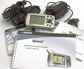Smidig GPS