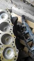 Ford 5000 motorblock