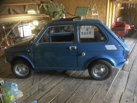 Fiat 126, Italientillverkad