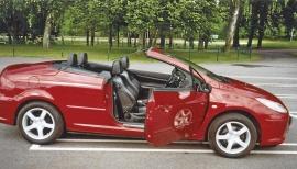 Plåtcab Peugeot 308