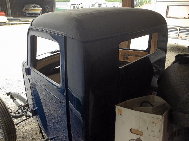 Chevrolet standard 157  lastbil