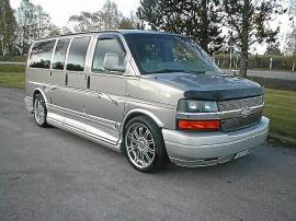 Chevrolet Express Savanna Van