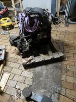 Renault 1,8 16 valve motor