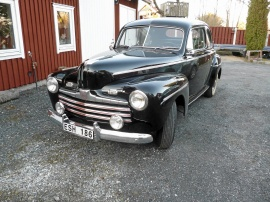 Ford sedan coupe