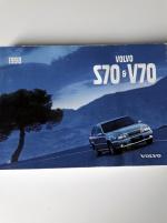 Instruktionsbok S70, V70  1998