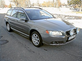 Volvo V70 2,4 Diesel