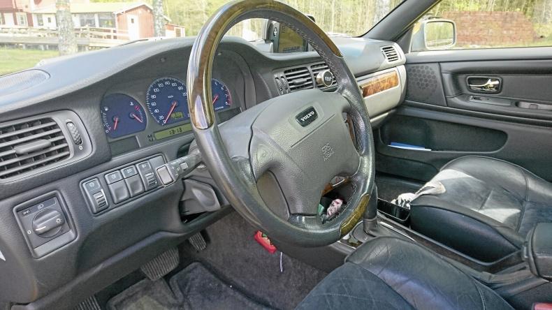 Volvo Saffran