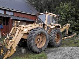 Hymas 964 traktorgrävare
