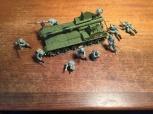 Militärmodeller