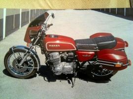 HONDA CD 750F