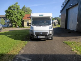 Husbil Fiat Ducato Mc Louis