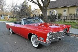 Cadillac De Ville 1968 V8 472  All utr