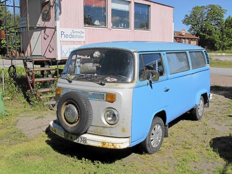VW Buss