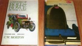 Veteranbil-böcker