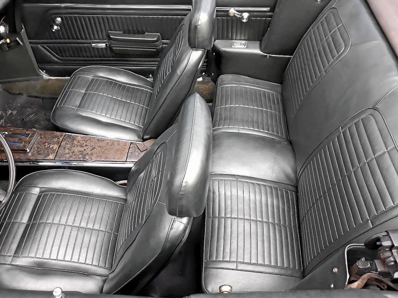 PONTIAC FIREBIRD CAB -69