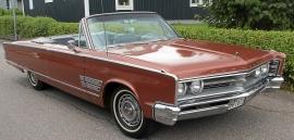 1966 Chrysler 300 cabriolet