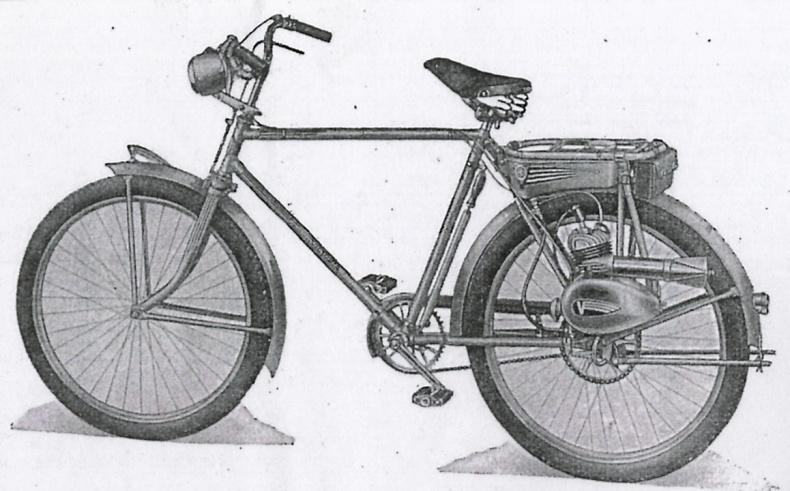 Victoria påhängsmotor