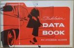 Studebaker Data Book 1957