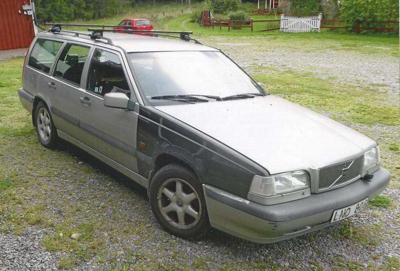 Volvo 850 GLT 2.5
