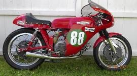 Aermacchi Ala dÒro CRTT 250cc