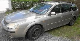 Ford Mondeo Ghia kombi