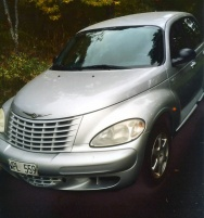 Chrysler PT Cruisier