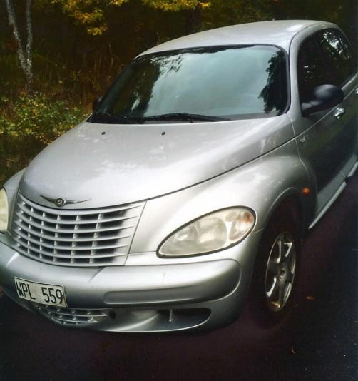 Chrysler PT Cruisier