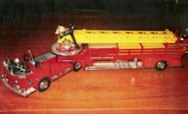 Modellbil Corgi Major Toys