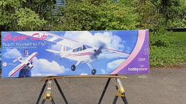 Radiostyrt flygplan