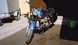 BMW R75 750 cc