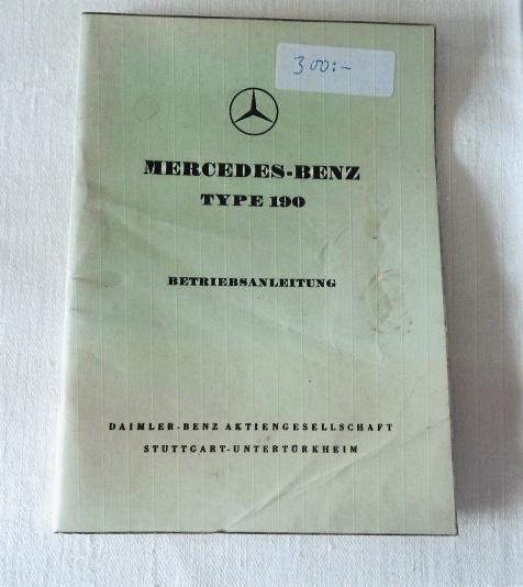 Mercedes-Benz Type 190