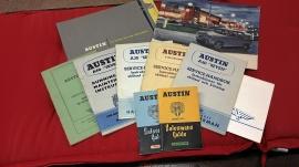 Servicehandböcker