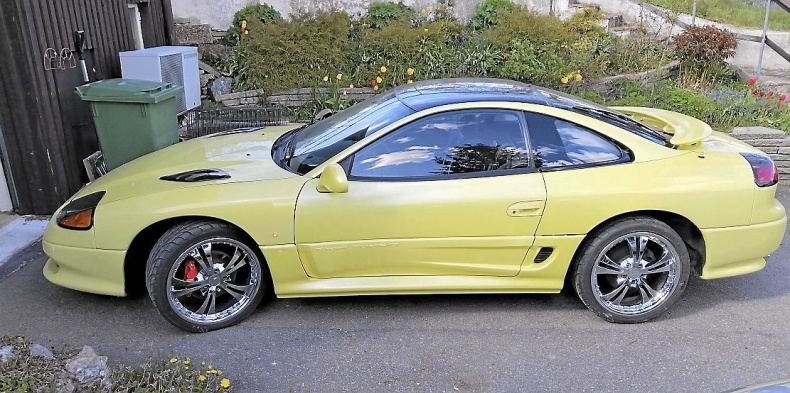 DODGE STEALTH RT/T Twin turbo