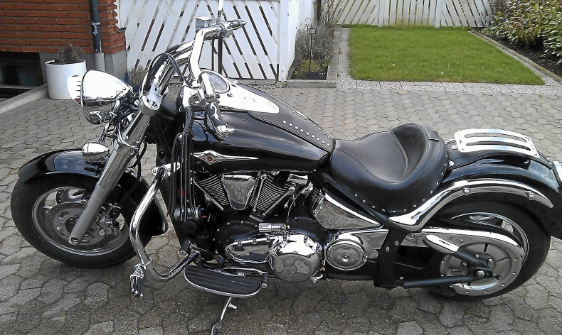 Kawasaki VN Classic