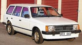 Opel Kadett Caravan 18 mil