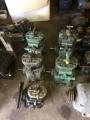 Gamla motorer och kompressorer