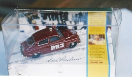 Saab Sport 96 Monte Carlo 1962 1:43
