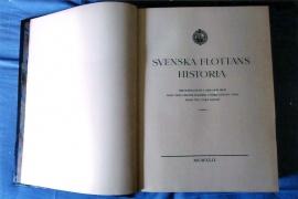 Svenska Flottans Historia