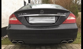 mobile_Mercedes Benz CLS 55 AMG