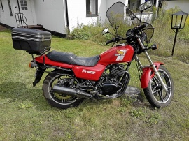 HONDA FT 500