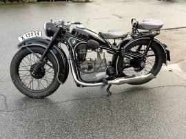 BMW veteranmotorcykel