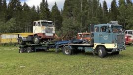 Volvo F88 trailerdragbil