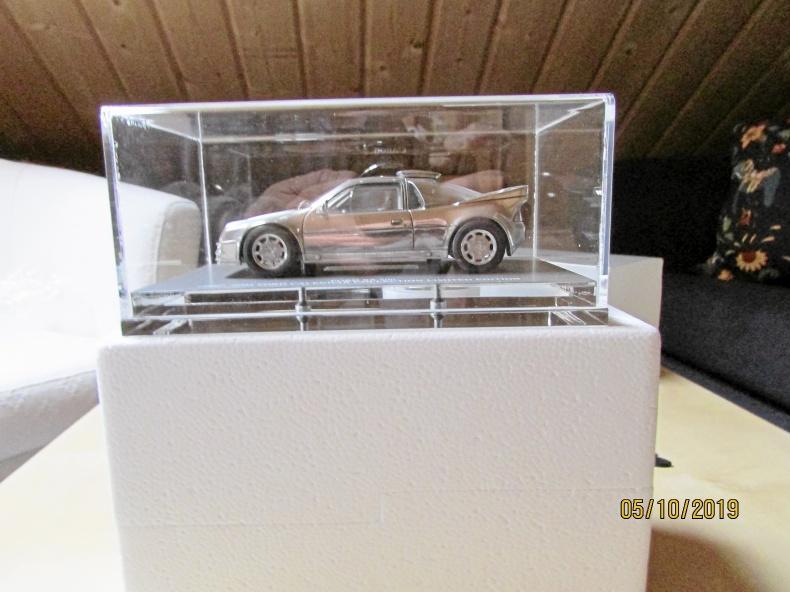 Modellbil av Ford RS 200
