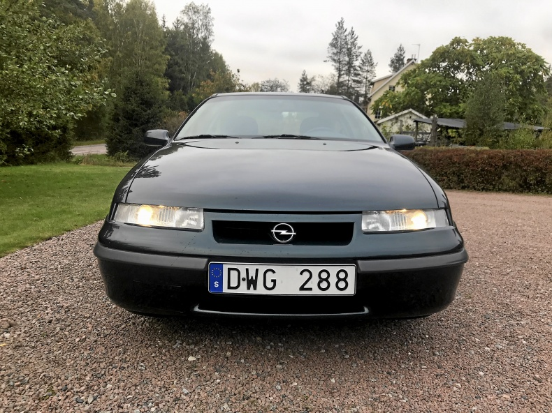 Opel Calibra V6