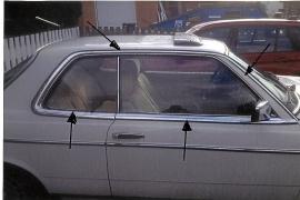 Mercedesdelar 123-delar 1976-85