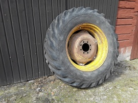 Traktordäck