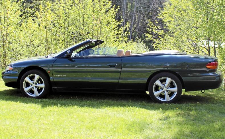 Chrysler Cab 2.5 V 6