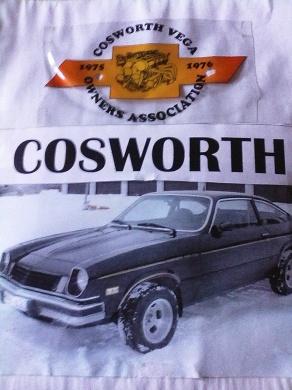 Chevrolet Vega Cosworth