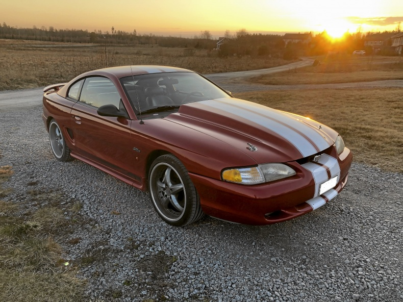 Ford Mustang GT Coupe aut