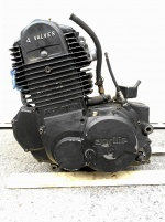 Två Rotax Motorer Typ 348 / 504 / 560 / 604